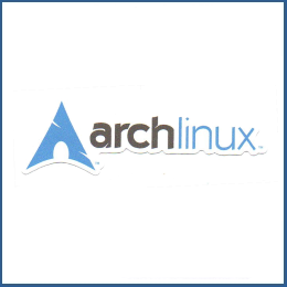 Adesivo Arch Linux