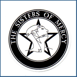 Adesivo The Sisters of Mercy